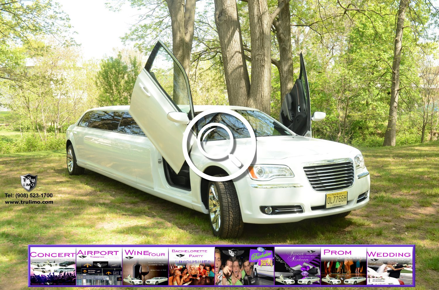 & Chrysler 300 Jet Doors » New Jersey » Limo Service » TRU LIMO Pezcame.Com