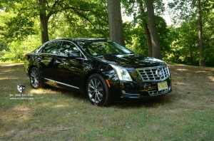 4 Passenger Cadillac XTS Sedan PARTY BUS NJ (27 Passenger)
