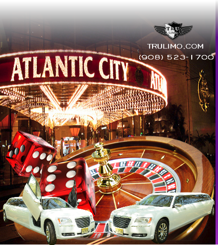 Atlantic City NJ Casino Limo Service NJ ATLANTIC CITY LIMOS NJ