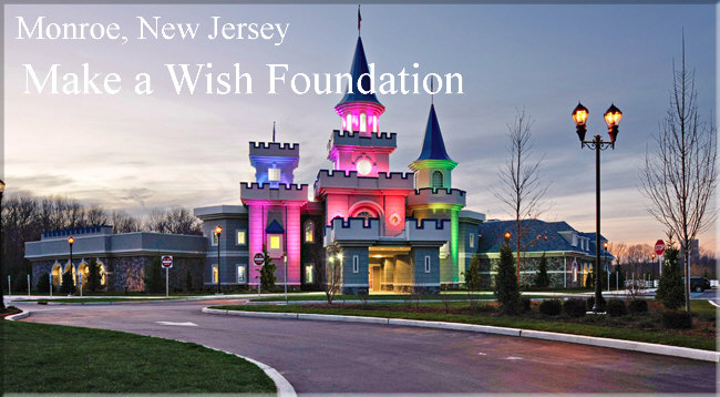 Make A Wish Foundation Of Monroe New Jersey MONROE LIMOS