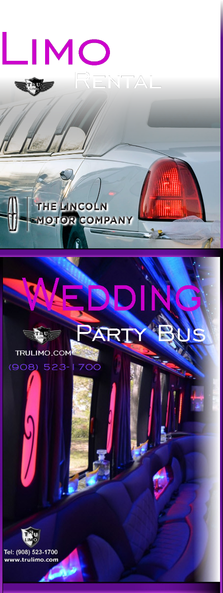 Middlesex County New Jersey Limo Rental Service MIDDLESEX COUNTY NJ LIMO