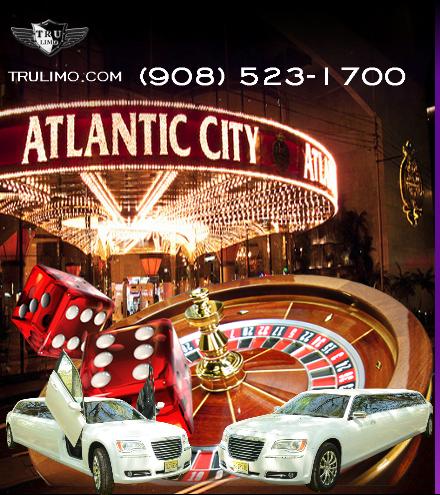 NJ Casino Limo Service NJ CASINO LIMO