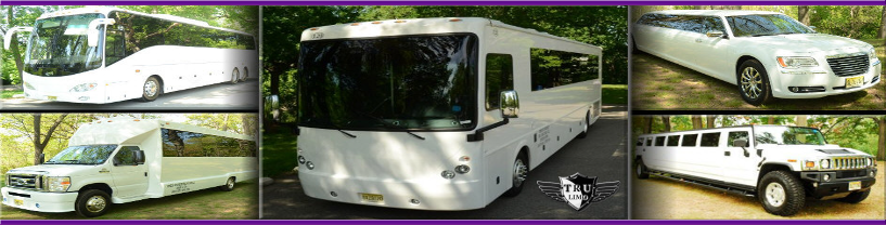 NJ Party Bus and Limos LIMOS of HARMONY NJ