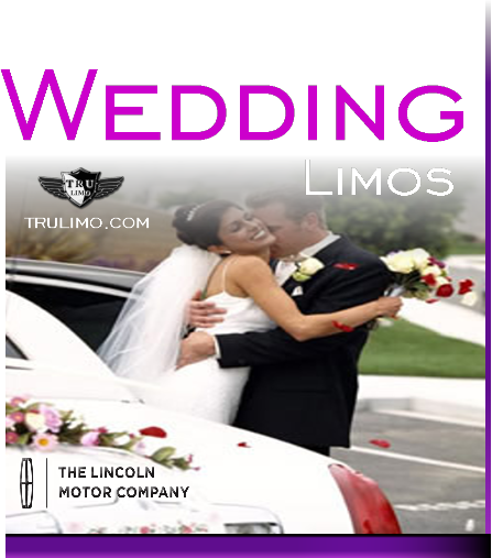 NJ Wedding Limo Rental Service NJ WEDDING LIMO FLEET