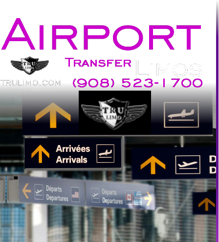 New Jersey Airport Heliport Limo Rental Service NEWARK AIRPORT LIMO