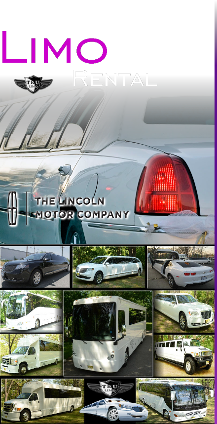 Party Bus and Limo Rental Service SCOTCH PLAINS LIMOS