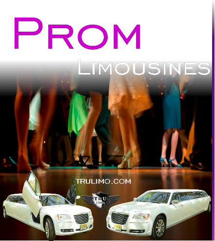 Prom Limousines for Rent CLIFFSIDE PARK NEW JERSEY PROM LIMOUSINES