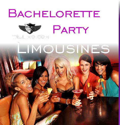 bachelorette party limousines NJ BACHELORETTE PARTY LIMOS