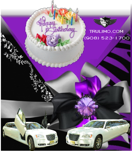 birthday party nj limo rental service BIRTHDAY PARTY LIMO NJ