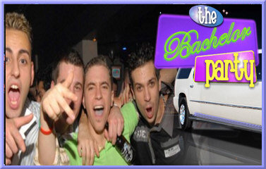 new jersey bachelor party limo rental NJ PARTY BUS