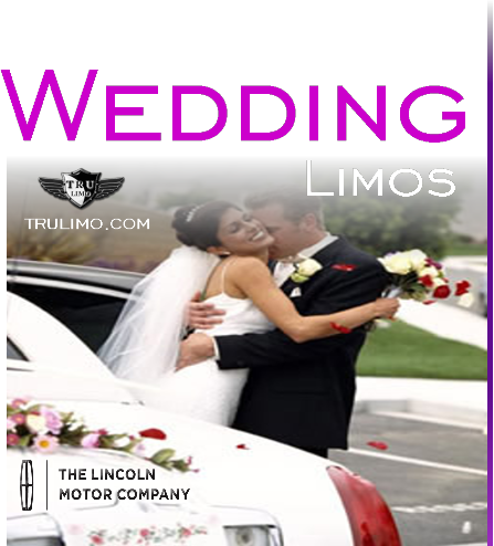 wedding limousines NJ WEDDING LIMOS