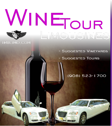 wine tour limos WINE TOUR LIMOS NJ